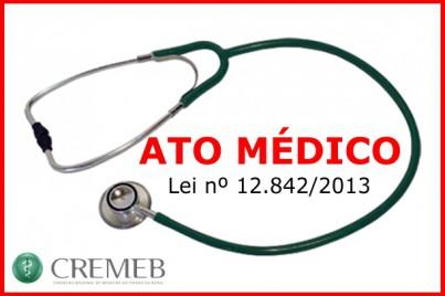 ATO MEDICO LEI
